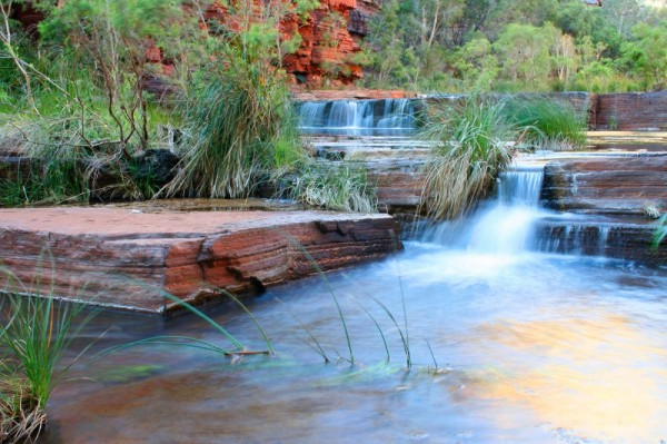 Dales gorge feature