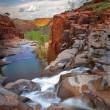 Eagle Rock falls