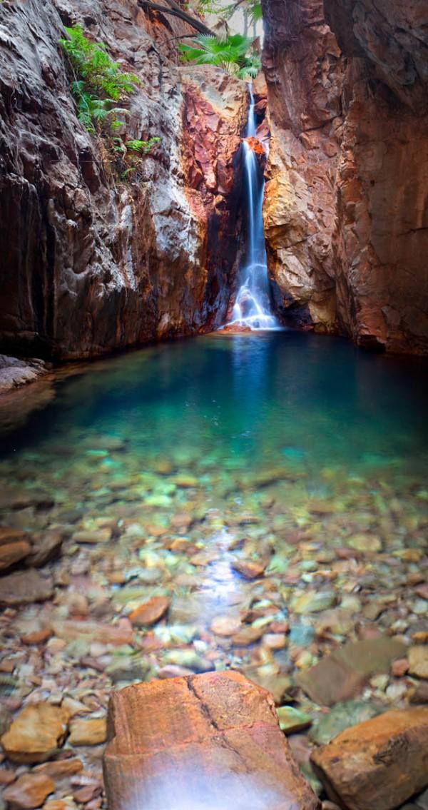 Elquestro Gorge Falls