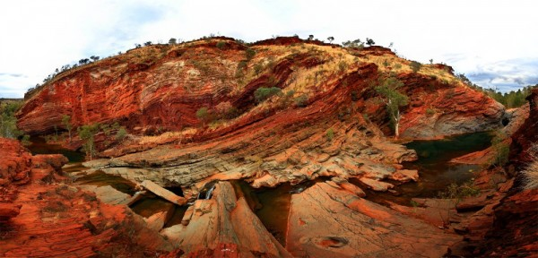 Hamersley Gorge Dry Season