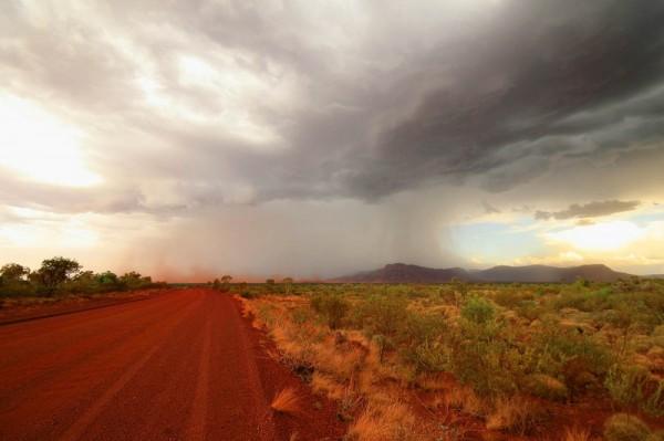 Hamersley Range Storm