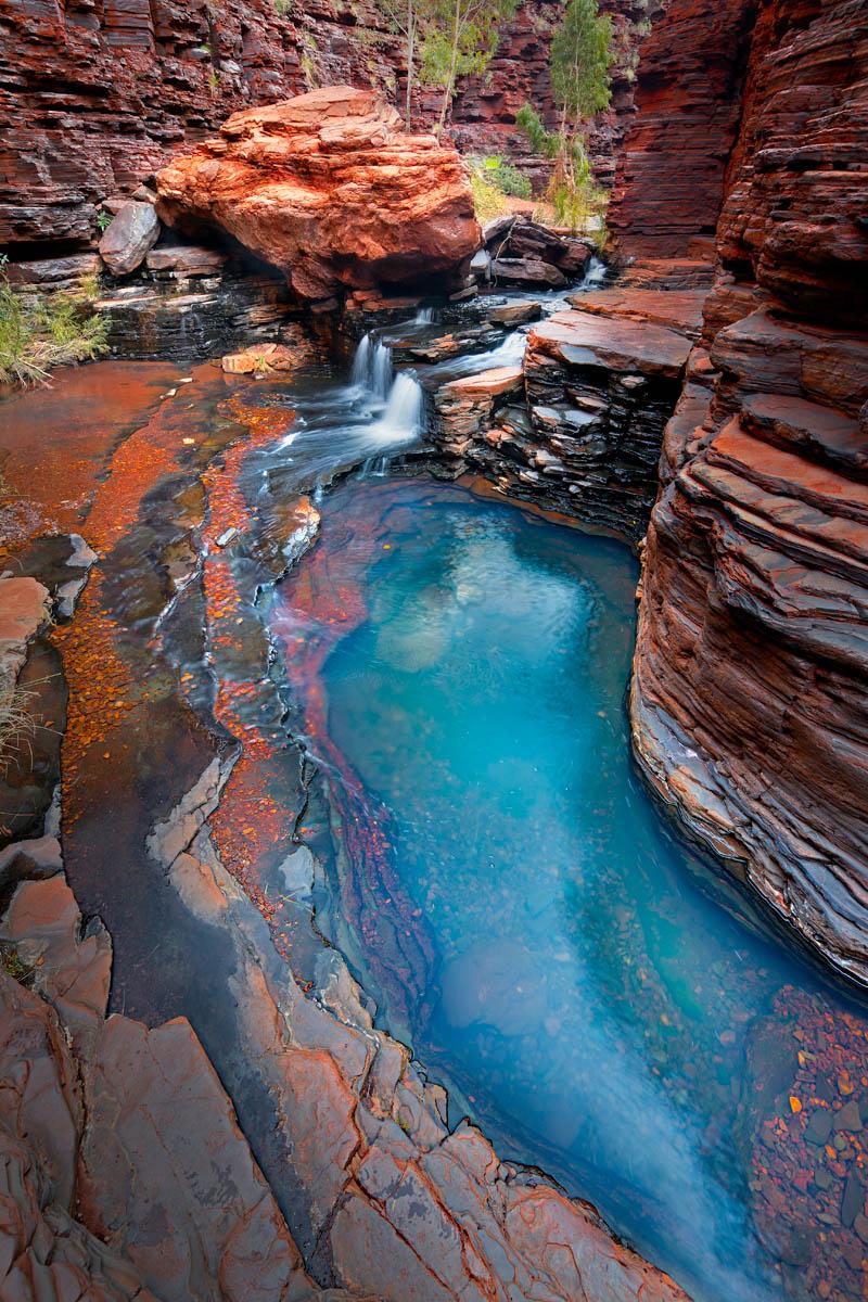 Hancock Gorge Pool