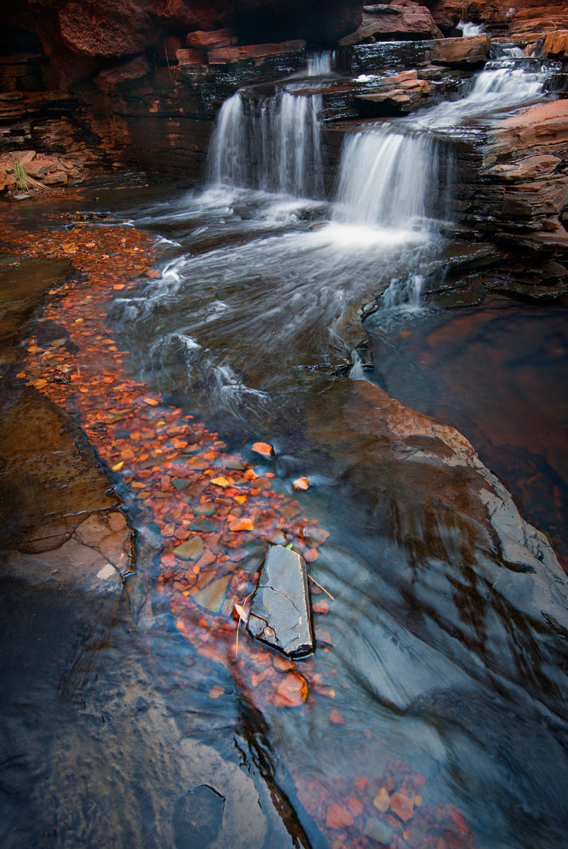 Hancock Gorge Water Feature