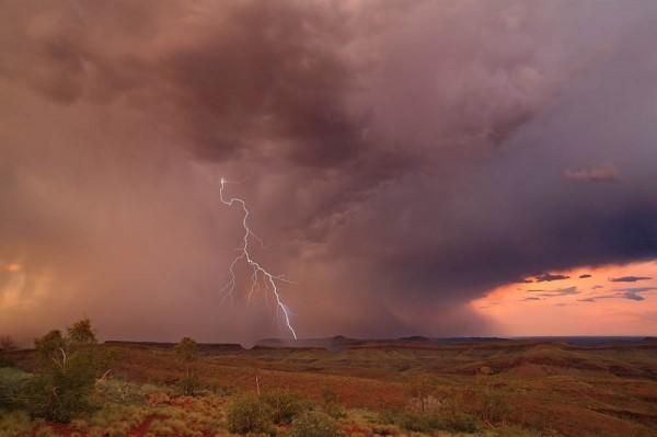 Mt Sheila Storm