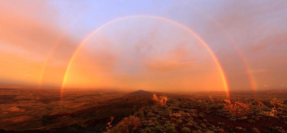 Mt Turner Rainbow