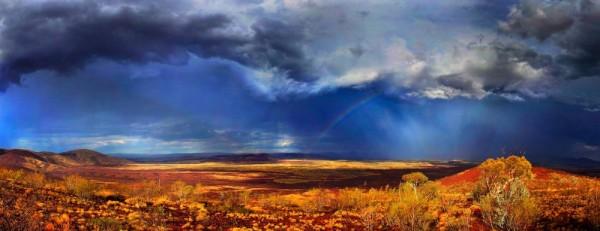 Mt Turner Storm