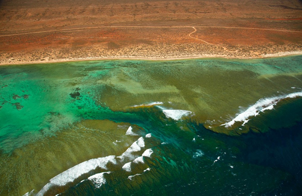 Ningaloo reef Gap