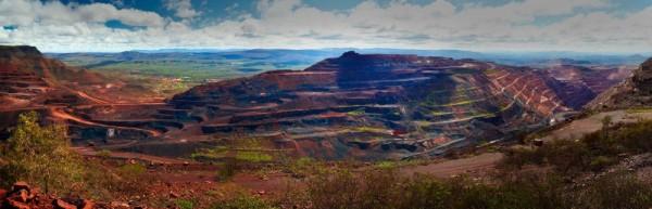 Tom Price Mine Pit