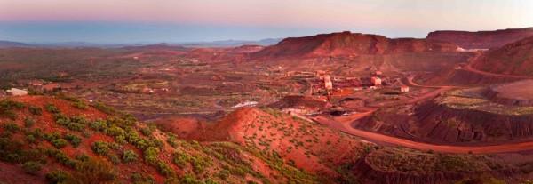 Tom Price Mine Site