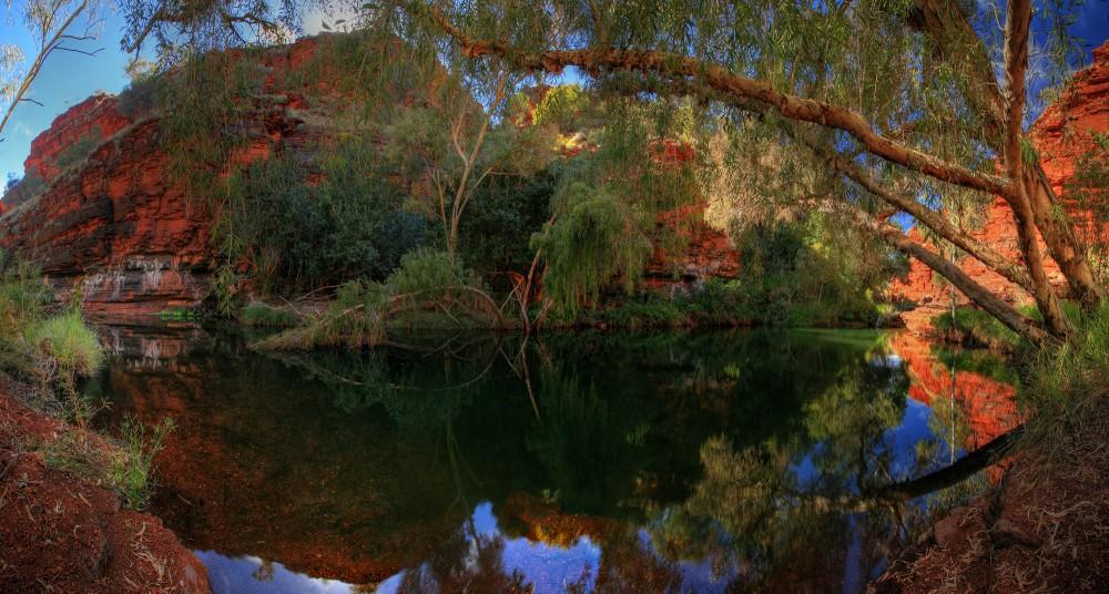 knox Gorge Pool